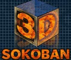 3D Sokoban