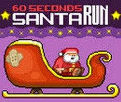 60 Seconds Santa Run