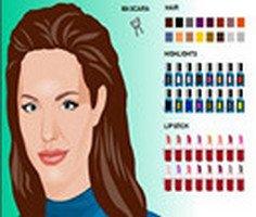 Angelina Jolie Make Up