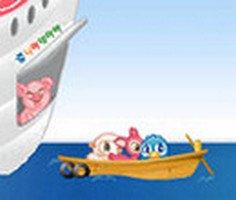 Animal Rescue Boat