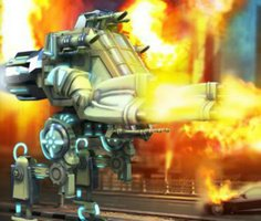 Armored Fighter: New War