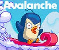 Avalanche A Penguin Adventure