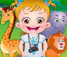 Baby Hazel: Learn Animals