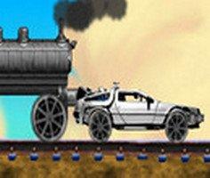 Back To The Future Train Scene