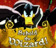 Behold the Wizard
