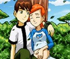 Ben 10 and Gwen Jigsaw