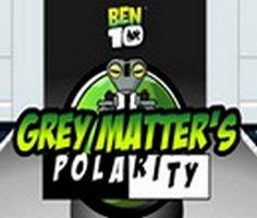 Ben 10 Grey Matter