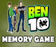 Ben 10 Memory Game
