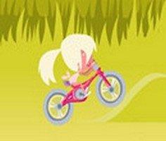 Biking Beauty