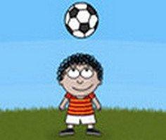 Bouncing Head Ball