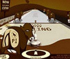Brown Cow Curling