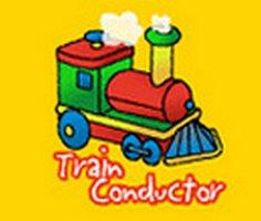 Caillou Train Conductor