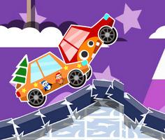 Car Racing Christmas