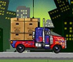 Cargo Truck Express