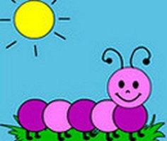Caterpillar Coloring