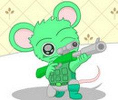 Cheese Hero Sniper