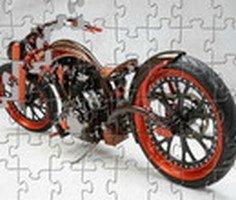 Chopper Bike Jigsaw