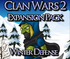 Clan Wars 2 Winter Defense