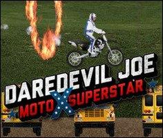 Daredevil Joe Moto X Superstar