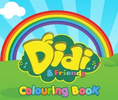 Play Didi and Friends Colouring Book