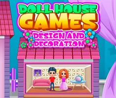 Play Doll House Games: Design and Decoration