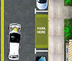 Drivers Ed Parking Game