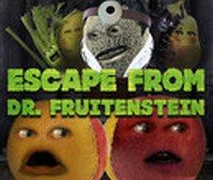 Annoying Orange Escape From Dr. Fruitenstein