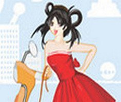 Fantasy Girl Dress Up