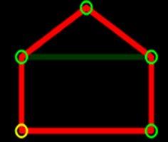 Follow Line Puzzle