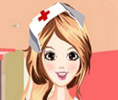 Gentle Nurse Dress Up