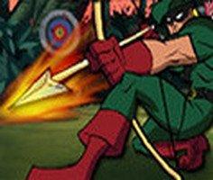 Green Arrow Last Man Standing