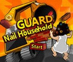 Guard Nail Household