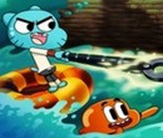 Gumball: Sewer Sweater Search