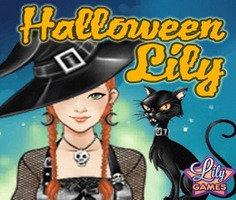 Halloween Lily Dress Up