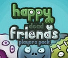 Happy Dead Friends Players Pack