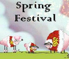 Home Sheep Home Spring Festival