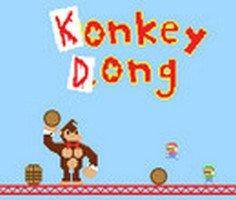 Play Konkey Dong
