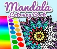 Play Mandala Coloring Book