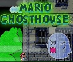 Mario Ghosthouse