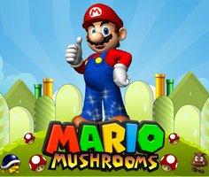 Mario Mushrooms