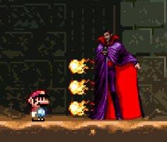 Play Mario Remix Boss Edition