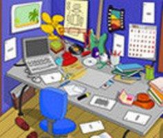 Messy Student Room Escape