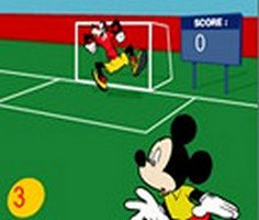 Mickey Goal