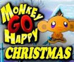 Monkey Go Happy Christmas