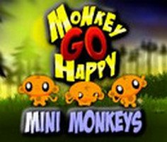 Monkey Go Happy Mini Monkeys