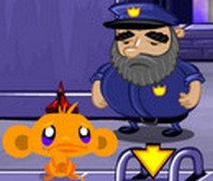 Monkey Go Happy: Ninja Hunt