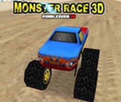 Play Monster Race 3D