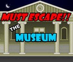 Must Escape The Museum