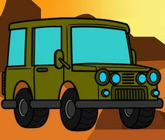 Off-Road Coloring Pages
