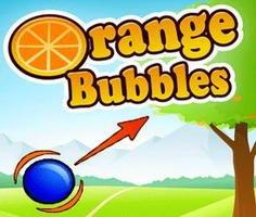 Play Orange Bubbles